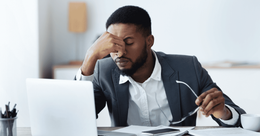 Signs and symptoms of anger and irritability